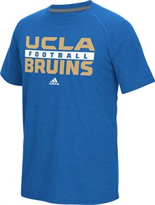 UCLA Bruins Adidas Ultimate Synthetic Performance Shirt
