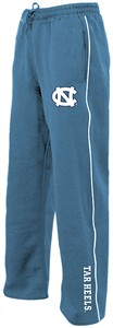 UNC Tarheels Carolina Blue Velocity Poly Fleece Synthetic Sweatpants