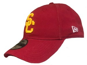 USC Trojans Mens Crimson 49/Forty Core Fitted Cap on Sale