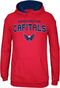Washington Capitals NHL Face-Off Playbook Hooded Sweatshirt by Reebok