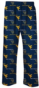West Virginia Mountaineers Men's NCAA Prospect Pajama Pants