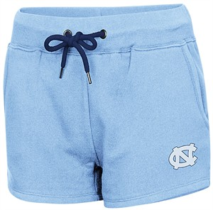Women' s UNC Tarheels Carolina Blue Help Me Help You Shorts