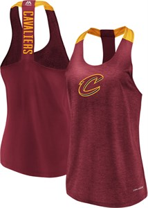 Womens Cleveland Cavaliers Desire More Polyester Desire More Tank Top