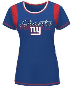 Womens New York Giants Pride Playing Fashion Top by Majestic | New  for sale