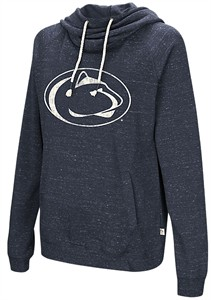 Womens Penn State Nittany Lions I'll Go With You Hoodie