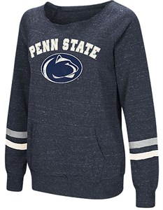 Womens Penn State Nittany Lions Waters Warm Pullover Sweatshirt