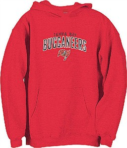 buy online 119de a1343 Youth Tampa Bay Buccaneers Reebok NFL Embroidered Hoody ...