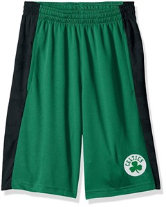 Youth Boston Celtics Rebound Sublimated Athletic Shorts