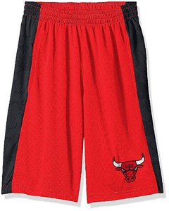 Youth Chicago Bulls Rebound Sublimated Athletic Shorts
