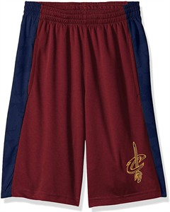Youth Cleveland Cavaliers Rebound Sublimated Athletic Shorts