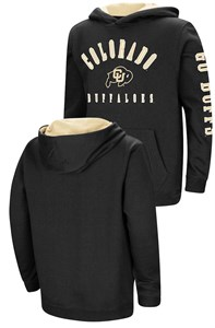 Youth Colorado Buffaloes Berminator Zone II Hoodie Sweatshirt