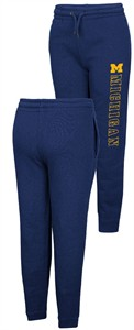 Youth Michigan Wolverines The Walk Jogger Sweatpants