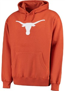 Youth Texas Longhorns  Silhouette Hoodie Sweatshirt by 289c