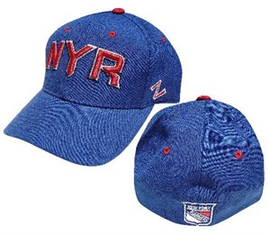 Zephyr New York Rangers NHL Sized Cap